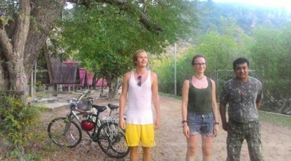 German tourists rescued after getting lost in mountains south of Hua Hin | Samui Times