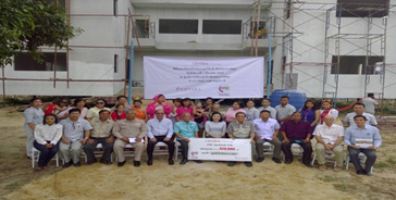 Central Group Presentation to the Special Needs School Samui | Samui Times