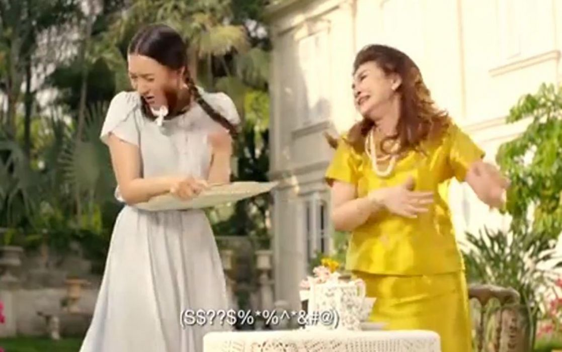 Farangs outraged by Tesco Lotus commercial showing Thai maid being slapped | Samui Times