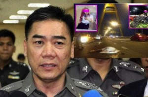 Thai cop kills girlfriend