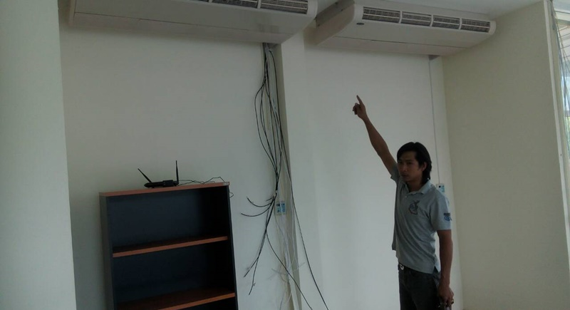 Phuket electrician electrocuted while cabling new office | Samui Times