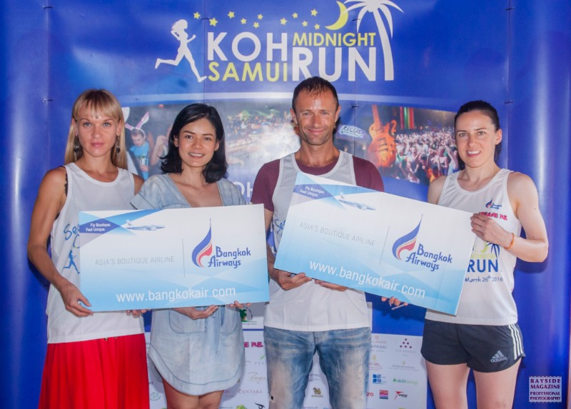 A big thank you from THA Charity Midnight Run Commitee | Samui Times