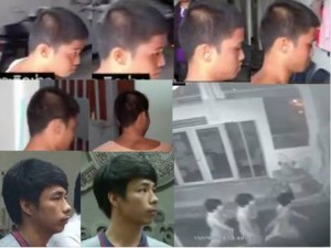 running man wai phyo hair