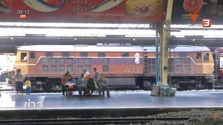 Almost 700,000 passengers use train service during April 8-14 | Samui Times