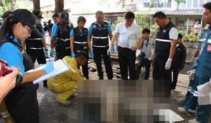 yet another body found in Bangkok