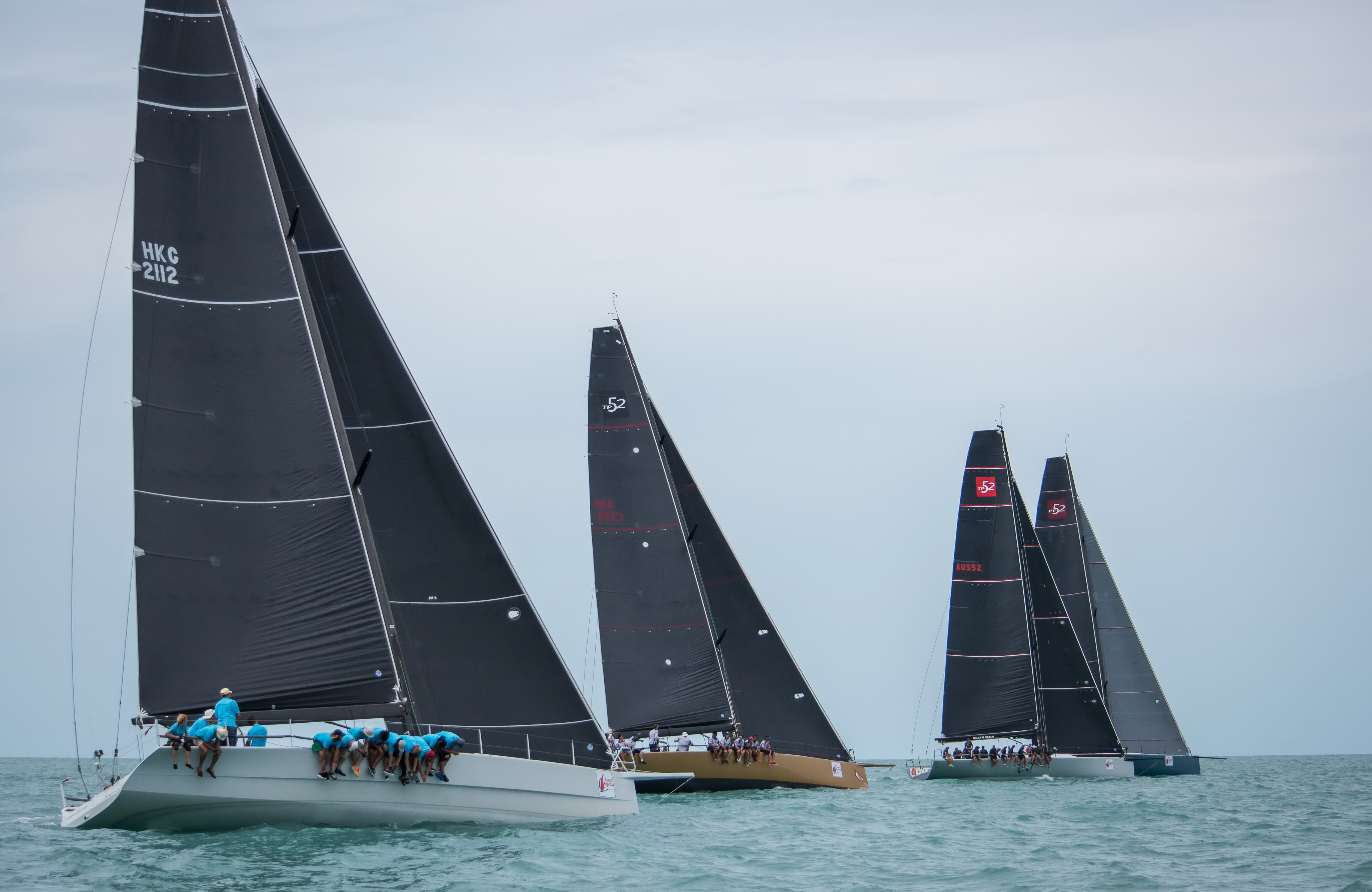 Coastal course shakes up the standings on Day 3 of 2016 Samui Regatta | Samui Times