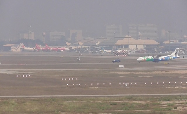 12 billion baht expansion of Chiang Mai airport approved | Samui Times