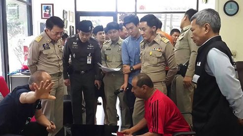 """Condo with up to """"ten Arabs in a room"""" raided for illegal hotel operation in Sukhumvit Soi 11 