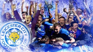 leicester win the cup