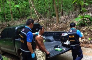 murder in Udon Thani