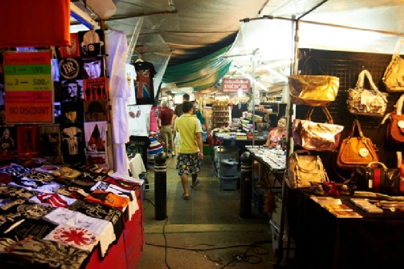 Say Goodbye to Night Market Vendors on Silom Road | Samui Times