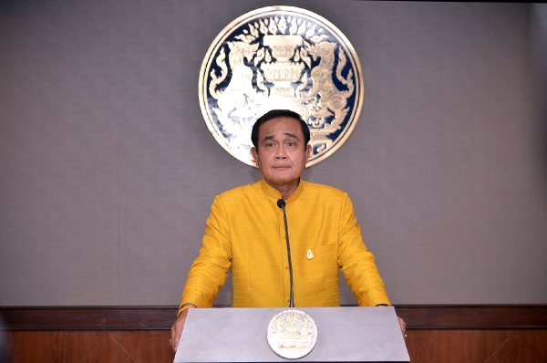 PM Prayut asks cooperation to prevent road accidents this Songkran | Samui Times