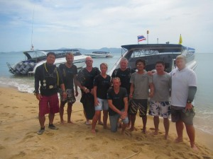 speedboat victim recovery team 2