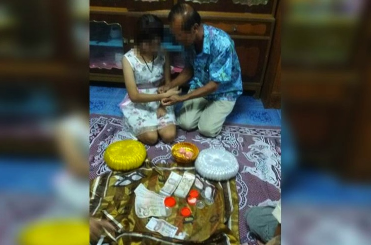 Ex Cop 70 to marry Thai girl 17 – I wasn't being insulting says Facebook poster | Samui Times