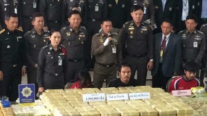 billion baht drug bust