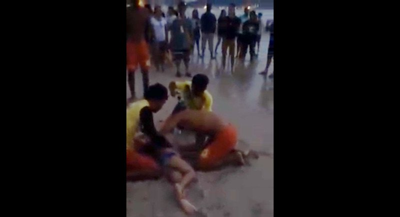 Phuket lifeguards rescue two children from drowning at Patong Beach | Samui Times
