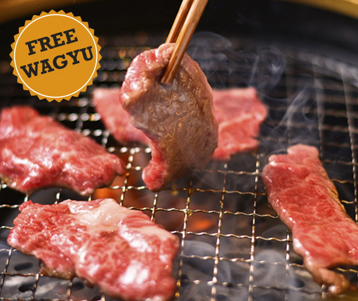 FREE Thai Wagyu Yakiniku (worth 390 baht) with EVERY order (over 2,000 baht) at Passion Delivery! | Samui Times