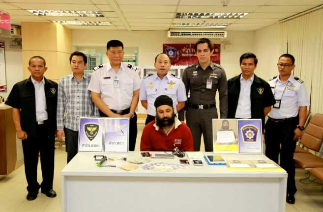 Indian phone thief stopped just in time at Bangkok airport | Samui Times