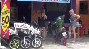 bike rental phangan