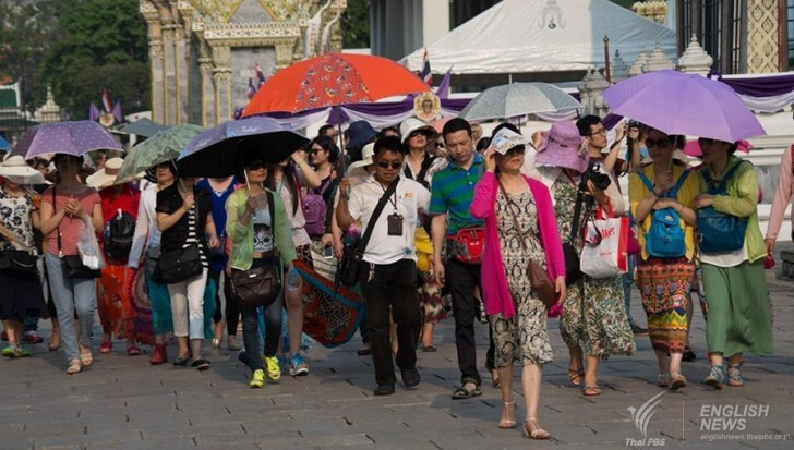 Over 257,000 Chinese tourists to celebrate Chinese New Year in Thailand | Samui Times