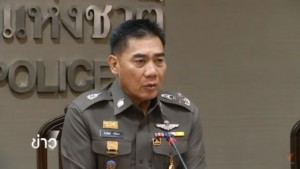 criminals for military service Thailand