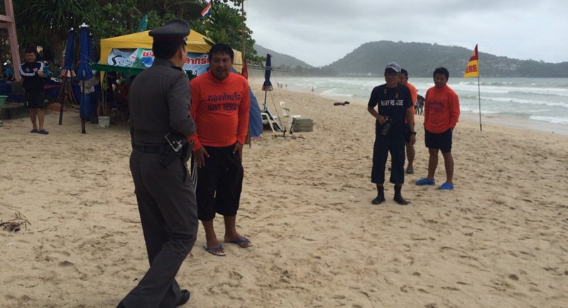 Search continues for Korean man missing from Phuket | Samui Times