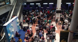blackout Phuket Airport
