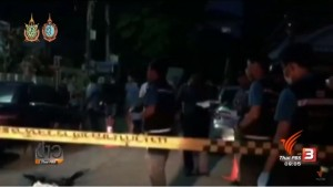 election candidate shot dead Thailand
