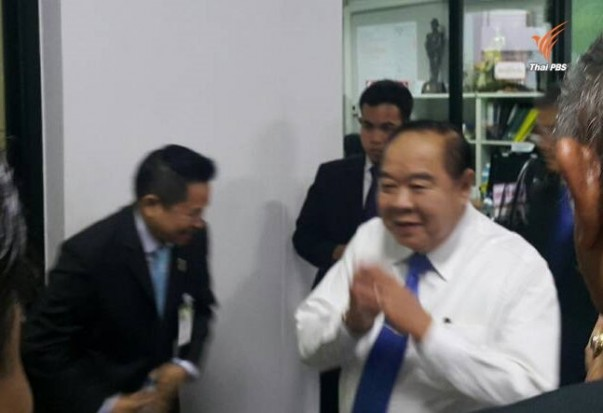 Prawit says he won't spare anyone in the bomb attacks | Samui Times