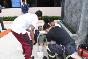Disabled man dies after jump from Phuket Hotel