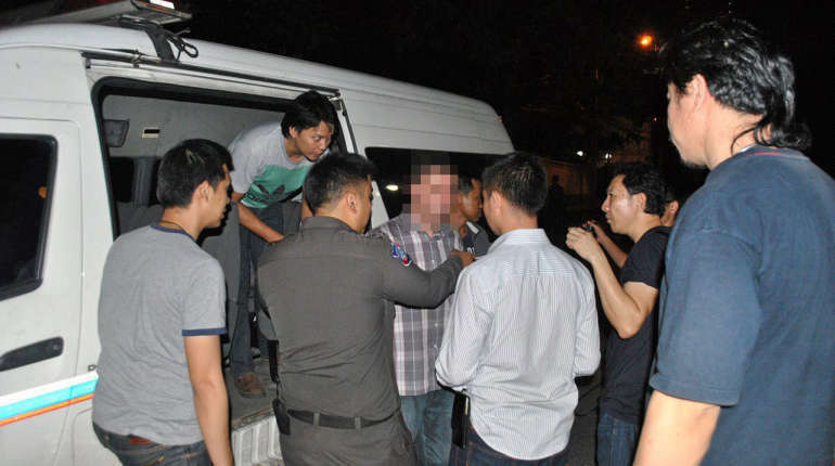 Three suspects in alleged passport forgery/ body in freezer case ordered held by court   Samui Times