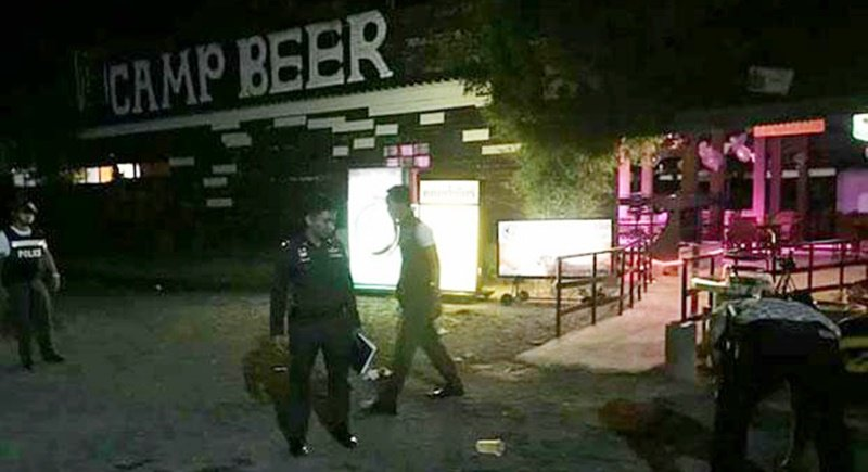 Two dead, five injured in Samui pub shoot out | Samui Times