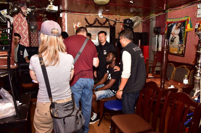 Foreigners arrested in raid on Nana 'Ethiopian Restaurant' | Samui Times