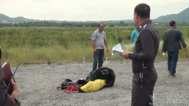 Russian skydiver dies from hang gliding skydiving in Laem Chabang | Samui Times