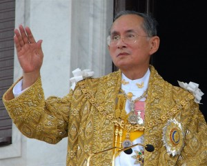 the-king-of-thailand