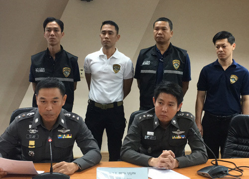 Mobile phone scammer arrested in Chonburi – nationwide losses of 5 million baht | Samui Times