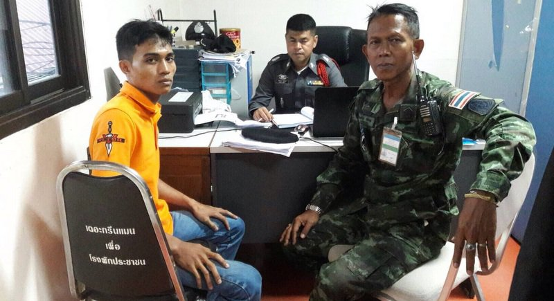 No charges to be brought against Phuket military impersonator | Samui Times
