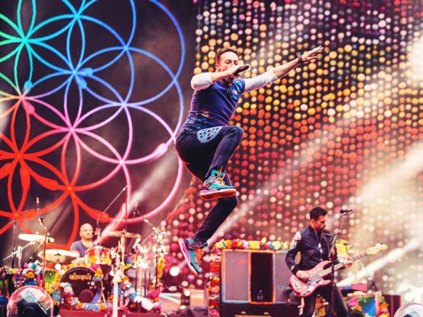 Coldplay Coming to 'Viva La Vida' in Bangkok | Samui Times