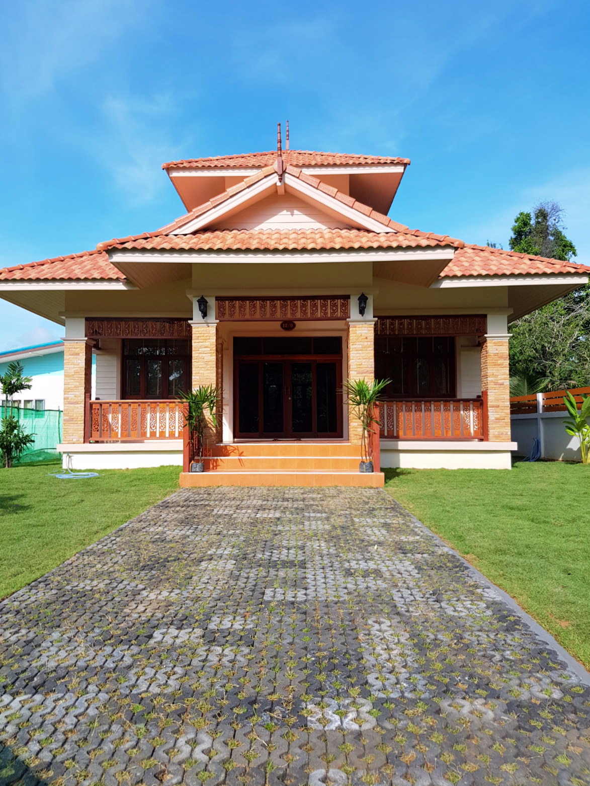 New quality built house for sale in peaceful area of east Na Muang | Samui Times