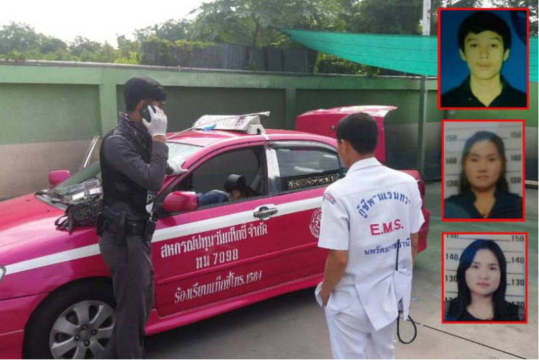 Three found dead in taxi at a Bangkok gas station | Samui Times