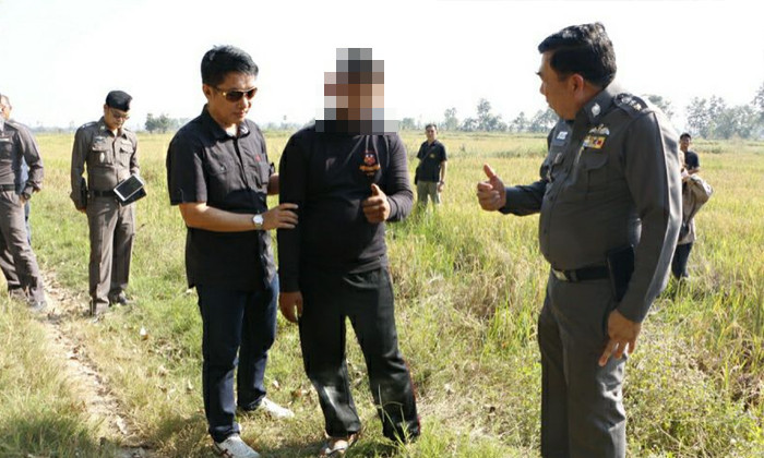 Foreign English teacher attacked and raped in rice paddy – rapist hunted in Bangkok | Samui Times