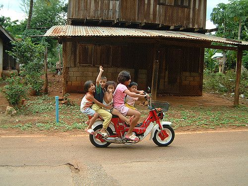 Banning Baby Bikers: Kids told not to drive motorcycles | Samui Times