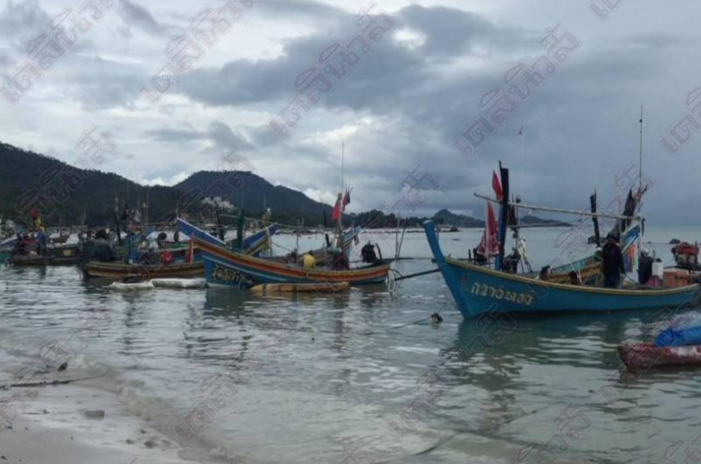 Duh! Samui hotels warn tourists about high waves and danger – but still they swim | Samui Times