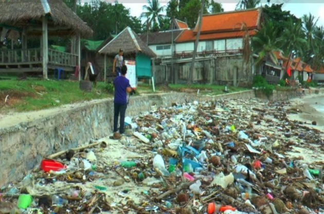 Welcome to Samui – sorry about the rubbish! | Samui Times