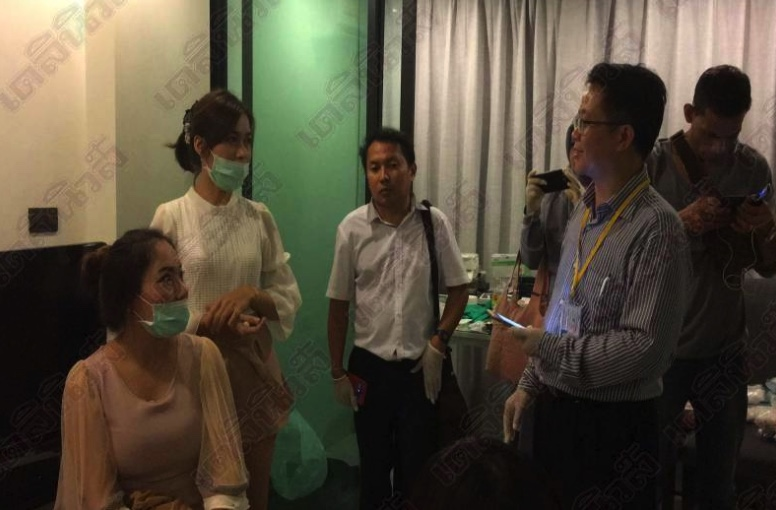 Fake Botox beauties busted after setting up clinic in Hat Yai hotel room | Samui Times