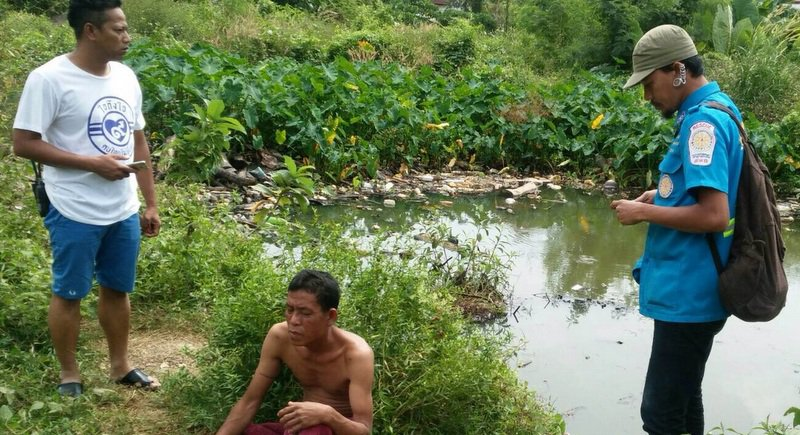 Drunk man fishing for snails drowns in Phuket pond | Samui Times