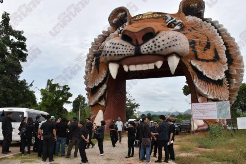 Tiger Temple: Large tracts of land reclaimed for public use in Kanchanaburi | Samui Times