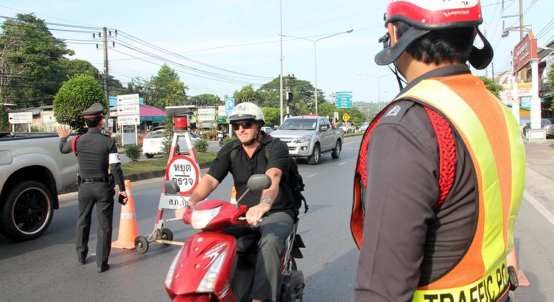 Phuket stays death-free in New Year road-safety campaign | Samui Times