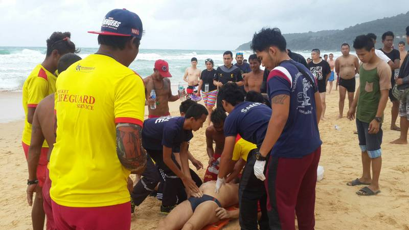 World lifeguard chief appeals to PM Prayut over Phuket drownings   Samui Times
