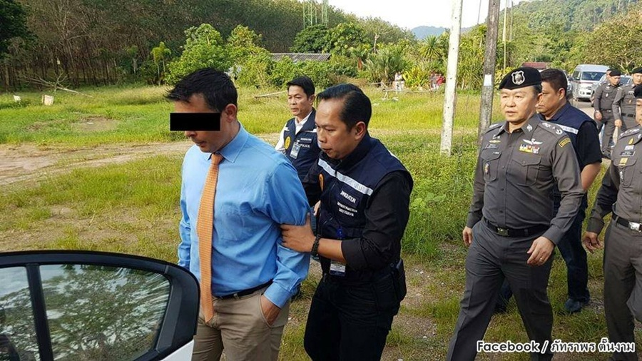 American teacher wanted for drug trafficking in US arrested in Krabi | Samui Times